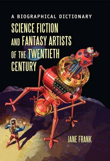 J. Frank - SF and Fantasy Artists of the Twentieth Century