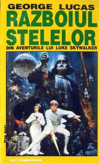 George Lucas - Star Wars - Din aventurile lui Luke Skywalker