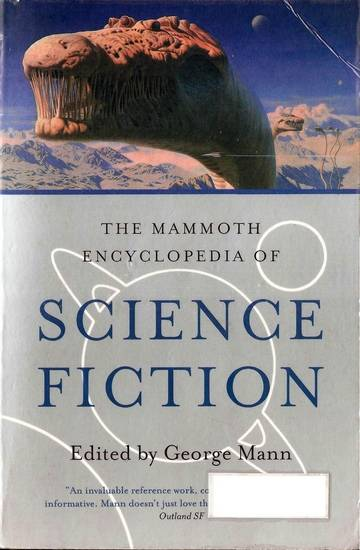 George Mann - The Mamooth Encyclopedia of Science Fiction