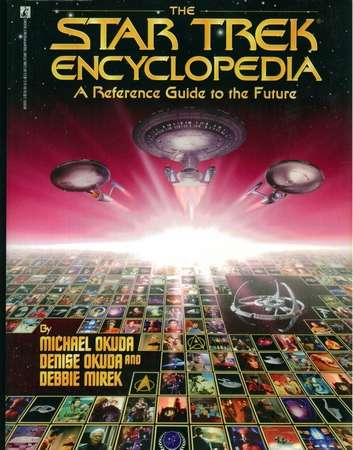 Michael Okuda - The Star Trek Encyclopedia