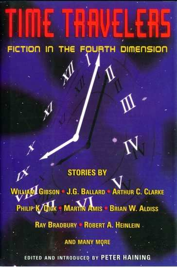 Time Travelers - Fiction in the Fourth Dimension