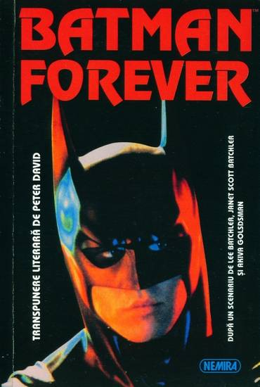 Peter David - Batman Forever