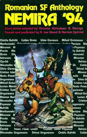 Romanian SF Anthology Nemira '94