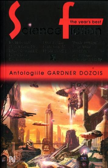 Antologie - The Year's Best Science Fiction 1 - Gardner Dozois