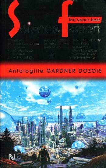 Antologie - The Year's Best Science Fiction 3 - Gardner Dozois
