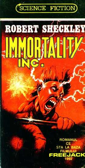 Robert Sheckley - Immortality Inc.